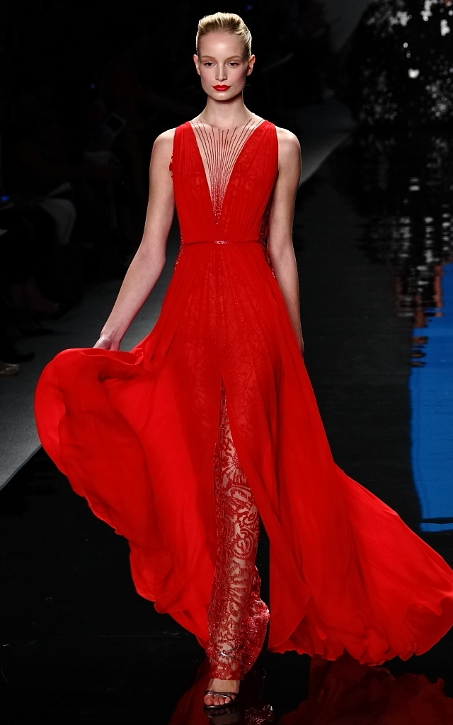 REEM ACRA SPRING/SUMMER 2013 | Red Stiletto Media
